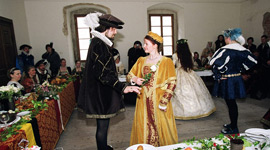 Akce - Eventy na hradě Kost a zámku Karlova Koruna
